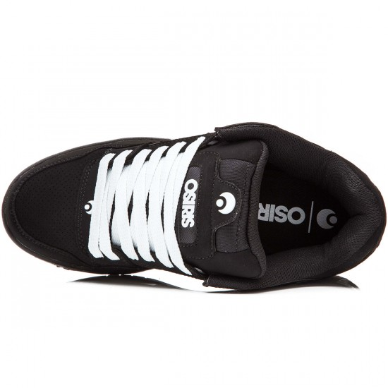 Osiris Peril Shoes - Black/White - 8.0