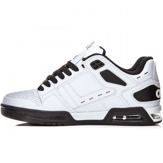 Osiris Peril Shoes - White/Black - 8.0