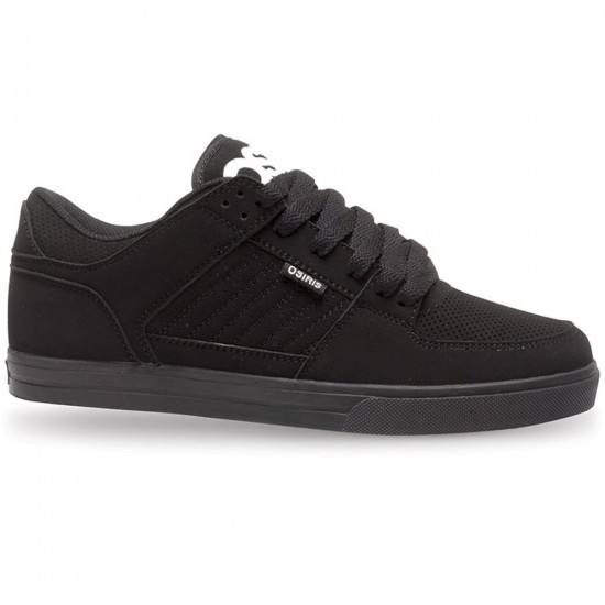 Osiris Protocol Shoes - Black/Black/Black - 5.0