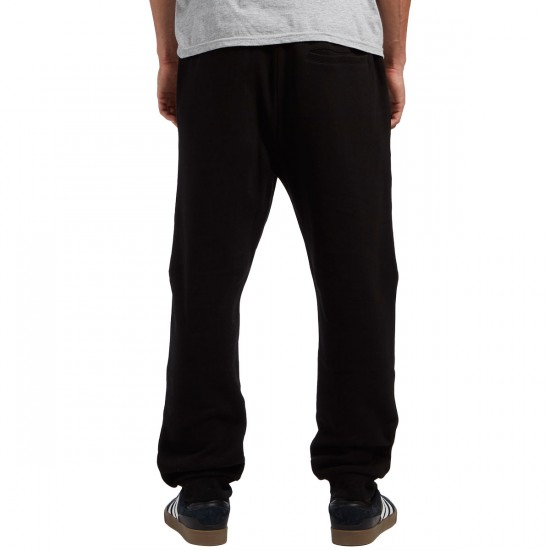 Primitive A-Frame Fleece Pants - Black - XL