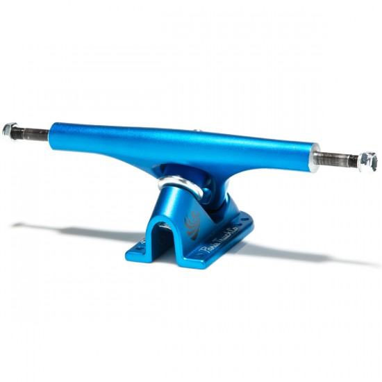 Paris 180mm Longboard Trucks - Blue Satin