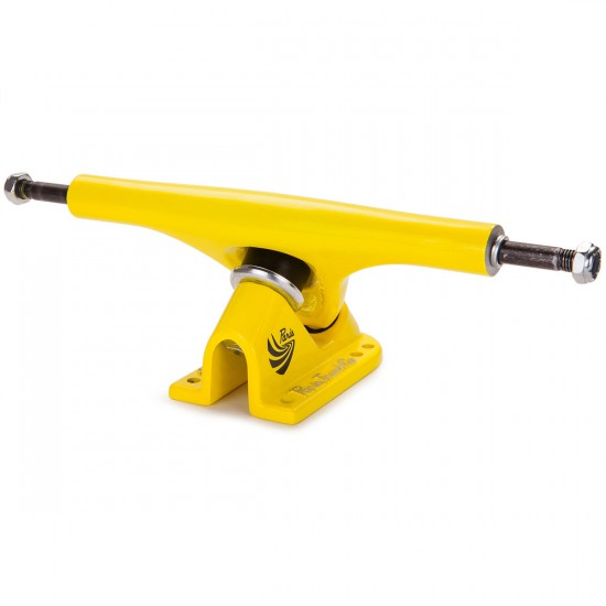 Paris 180mm Longboard Trucks - Yellow/Yellow V2