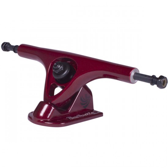 Paris 180mm Longboard Trucks - Red V2