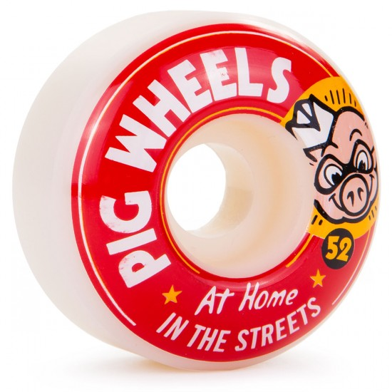Pig Piggly Wiggly Skateboard Wheels - 52mm - 101a