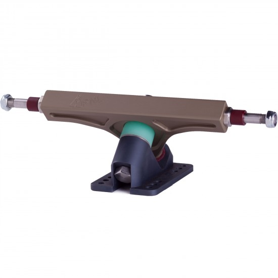 PNL 47 Degree Joey Precison Longboard Trucks 165mm - Bronze / Grey