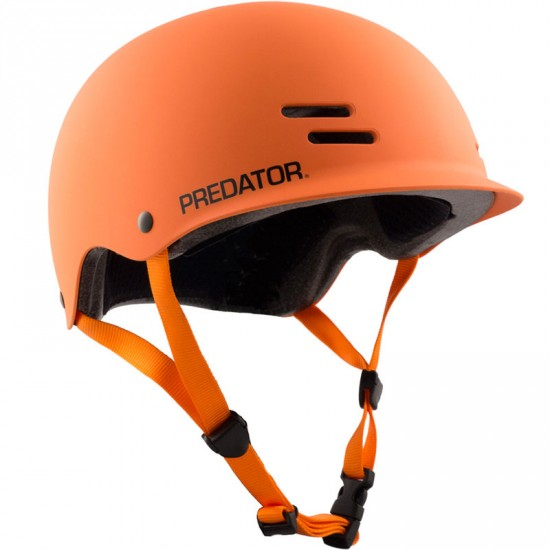 Predator FR7 Certified Helmet - Orange