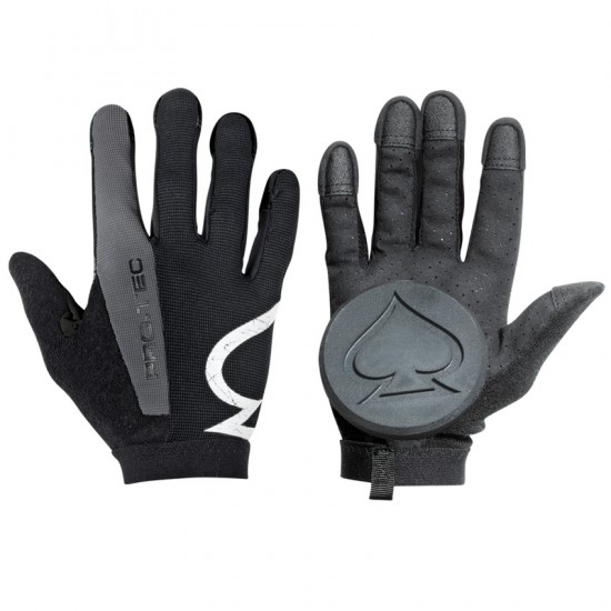 ProTec Lo-Pro Slide Gloves - Black