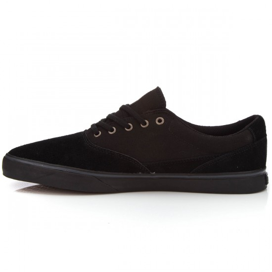 Emerica Provost Slim Vulc Shoes - Black/Black - 10.0