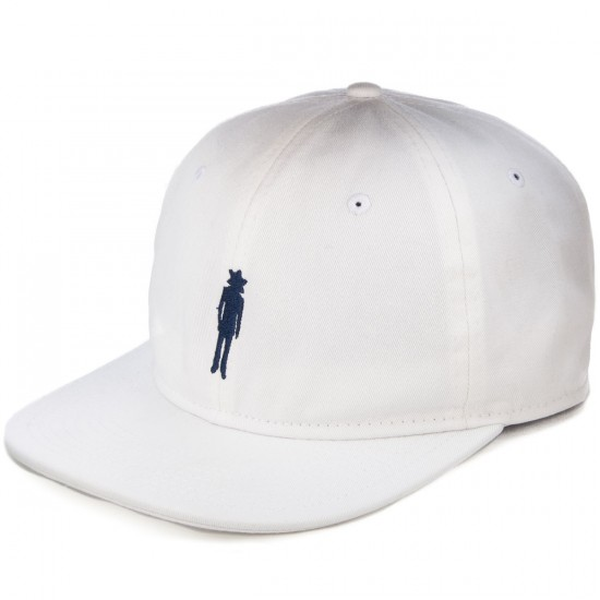 Pyramid Country Silhouexeter Hat - White
