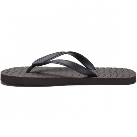 Reef Chipper Sandals - Brown - 10.0