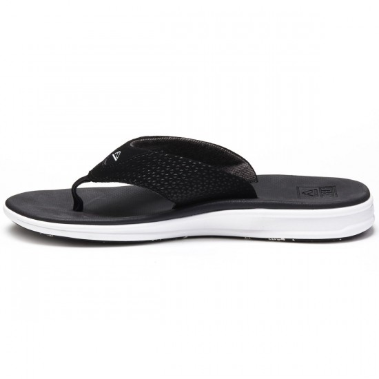 Reef Rover Sandals - Black/White - 10.0
