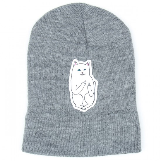 Rip N Dip Lord Nermal Hat - Grey