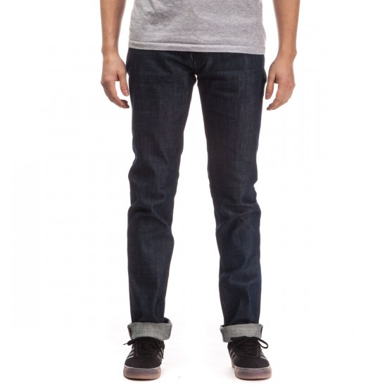 Roark Thomas Surplus Denim Jeans - Raw Indigo - 28 - 32