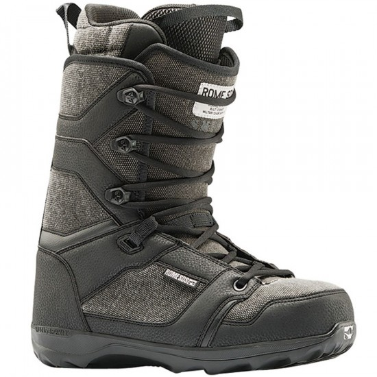 Rome Smith Snowboard Boots - Black - 2014