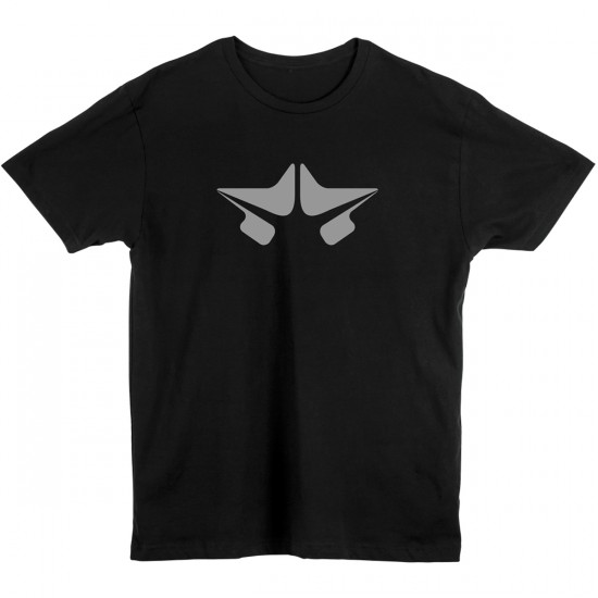 Rome Star T-Shirt 2015 - Black