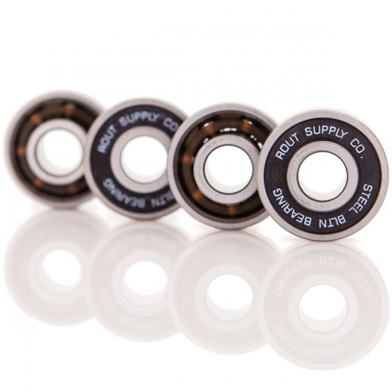 Rout Supply Co. Steel Built-In Bearings