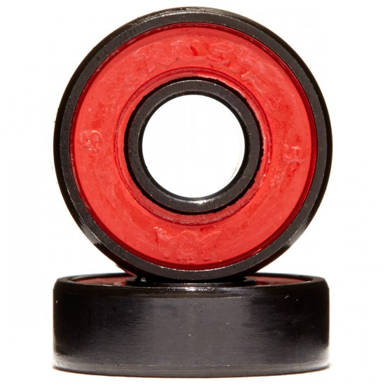 Rush Abec 5 Skateboard Bearings With Spacers