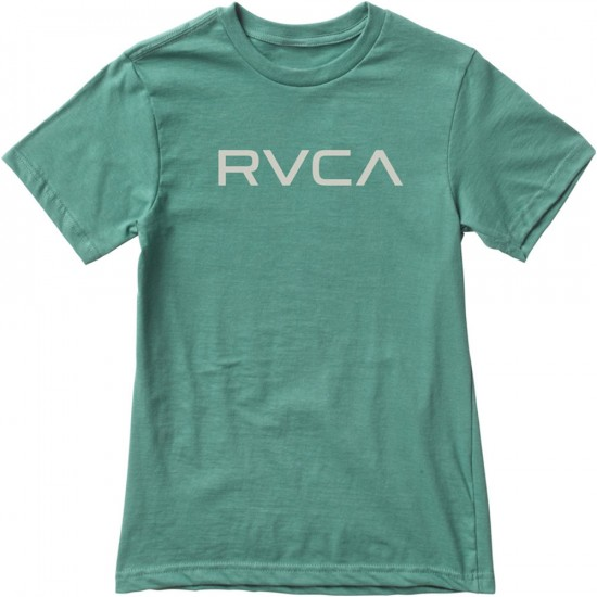 RVCA Big RVCA Youth T-Shirt - Foliage