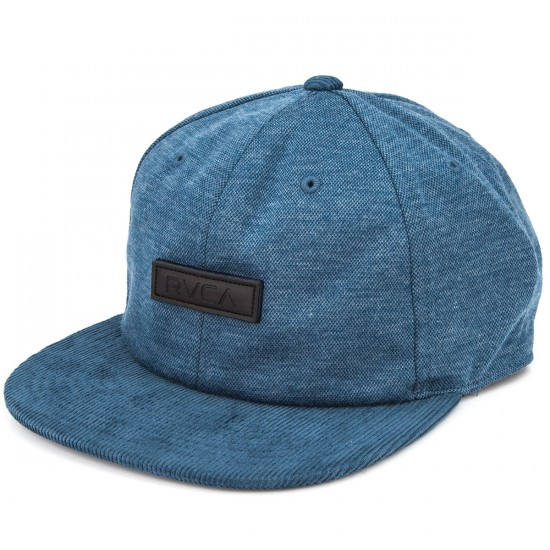 RVCA Caught Up Six Panel Hat - Navy