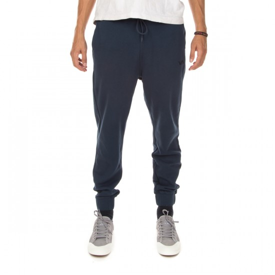 RVCA Crosscourt Pants - Midnight - LG