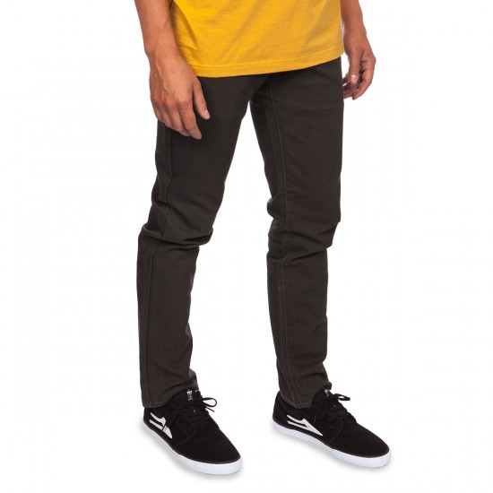 RVCA Daggers PVSH Fresh Coolmax Pants - Coalmine