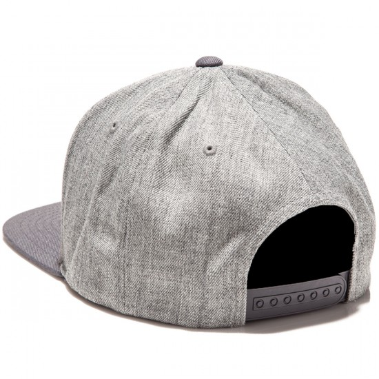 RVCA Twill III Snapback Hat - Athletic