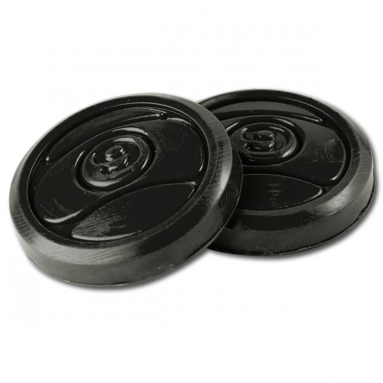 Sector 9 9-Ball Replacement Pucks - Black