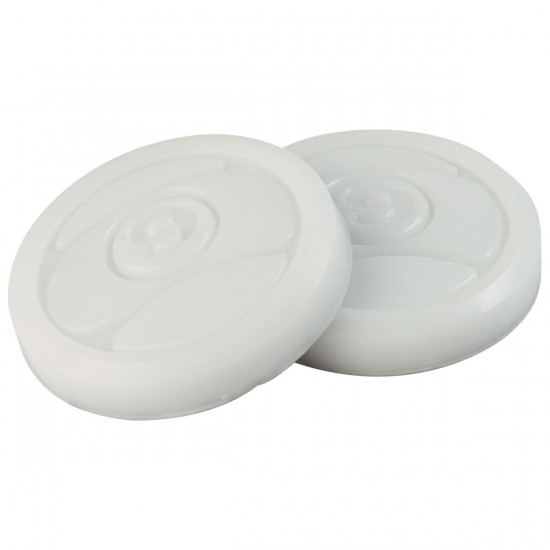 Sector 9 9-Ball Replacement Pucks  - White