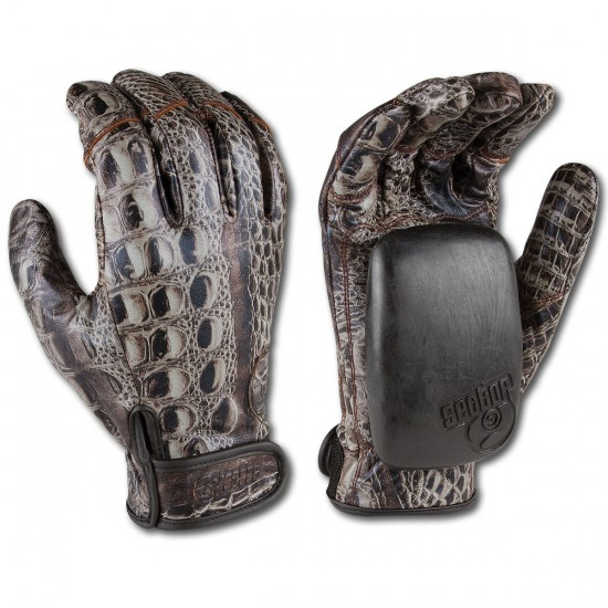 Sector 9 Driver II Slide Gloves - Jungle