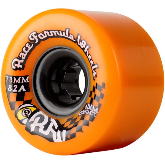 Sector 9 Race Formula Longboard Wheels 73mm - Center Set