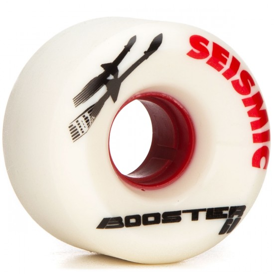 Seismic Booster Longboard Wheels - 60mm