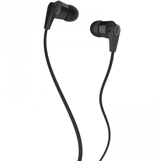 Skullcandy Ink'd Non Mic'd Headphones - Black/Black