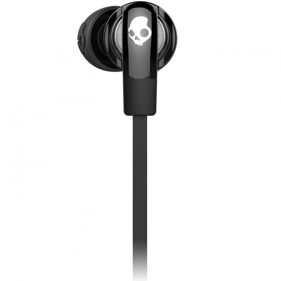 Skullcandy Smokin Buds 2 Mic1 Headphones - Black/Black