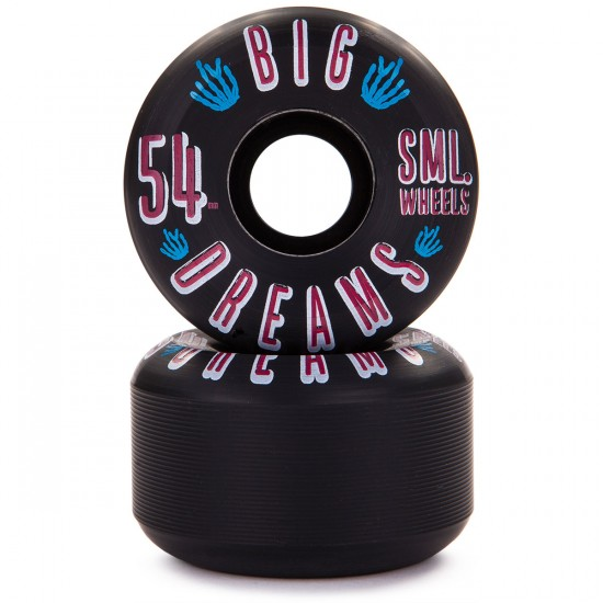 SML Big Dream Succulent Skateboard Wheels - 54mm - 78a