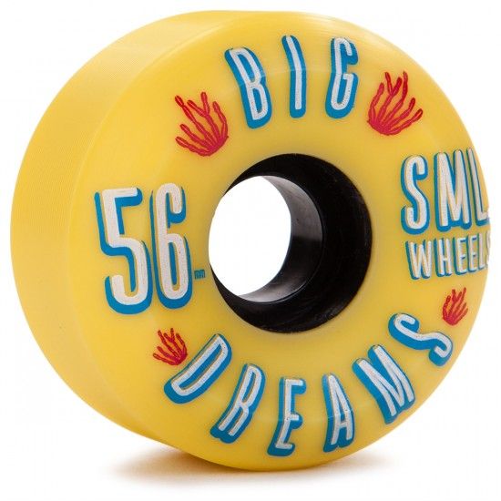 SML Big Dreams Succulent Skateboard Wheels - 56mm - 78a