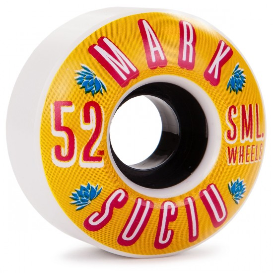 SML Mark Suciu Succulent Skateboard Wheels - 52mm - 100a