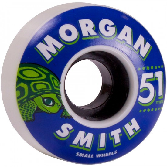 SML Morgan Smith Pro Skateboard Wheels - White