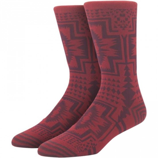 Stance Clovis Socks - Red