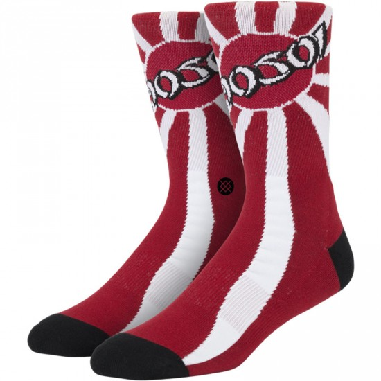 Stance Skate Legends Socks - Christian Hosoi