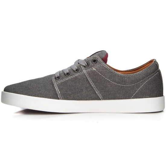 Supra Stacks II Shoes - Grey/Spice/White - 7.0