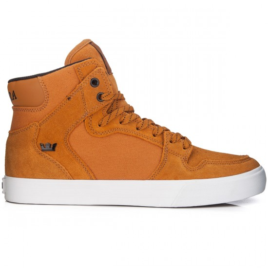 Supra Vaider Shoes - Cathay Spice/White - 6.0