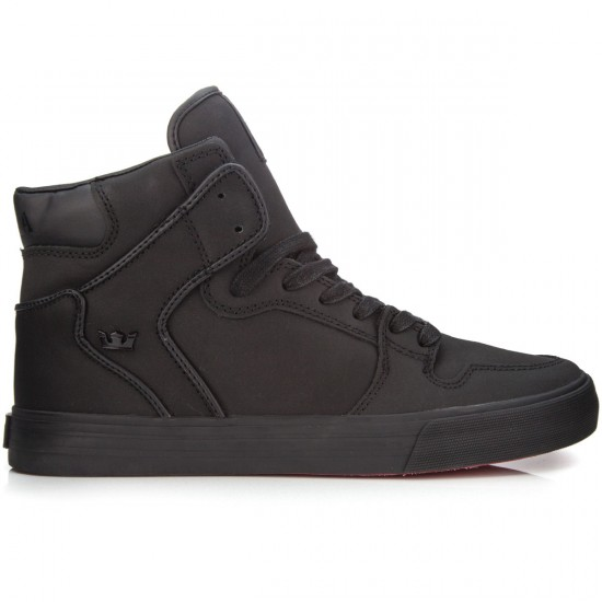 Supra Vaider Shoes - Red Carpet Series - 6.5