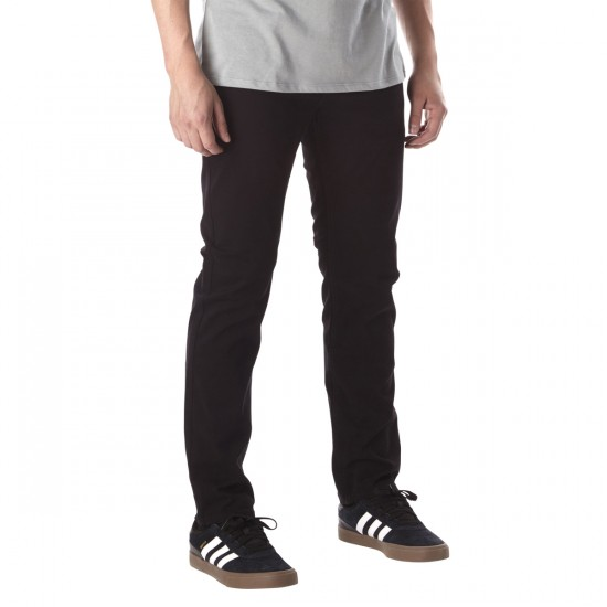 Tavik Avenue Pants - Jet Black - 30 - 32