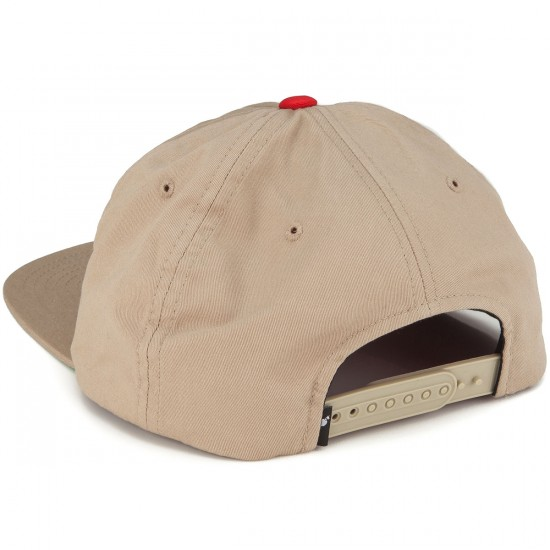 The Hundreds Dime Snapback Hat - Khaki