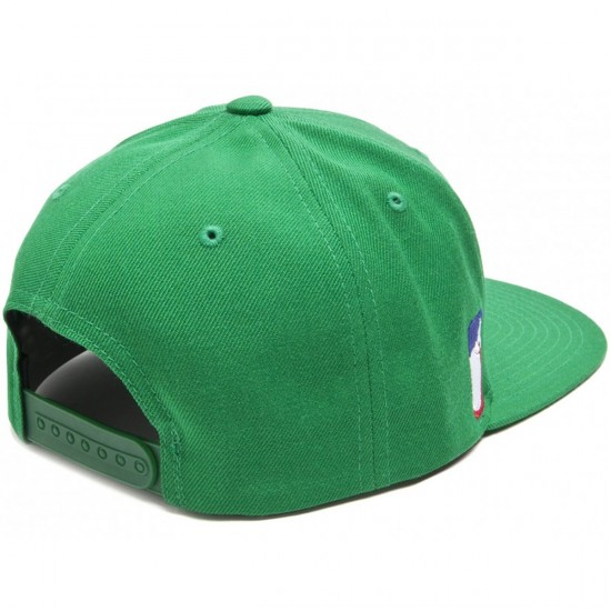 The Hundreds Forever Team Snap Hat - Green