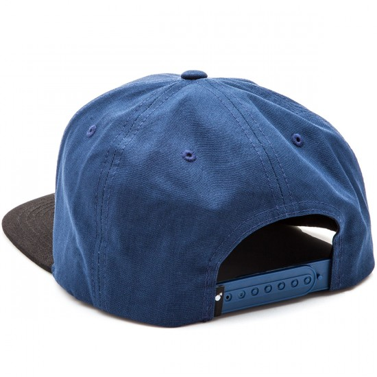 The Hundreds Team Snapback Hat - Navy