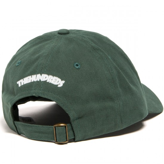 The Hundreds X Death Row Executioner Dad Hat - Forest