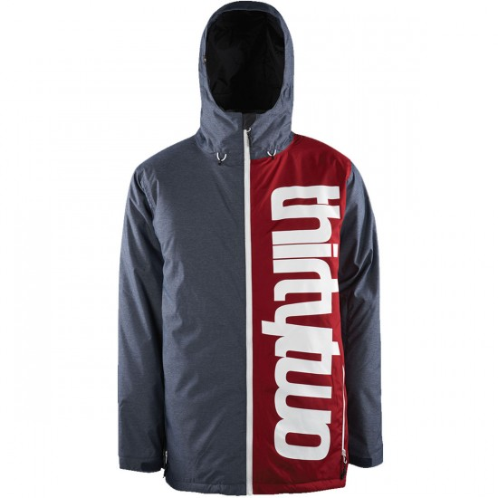 ThirtyTwo Shiloh 2 Insulated Jacket - Red