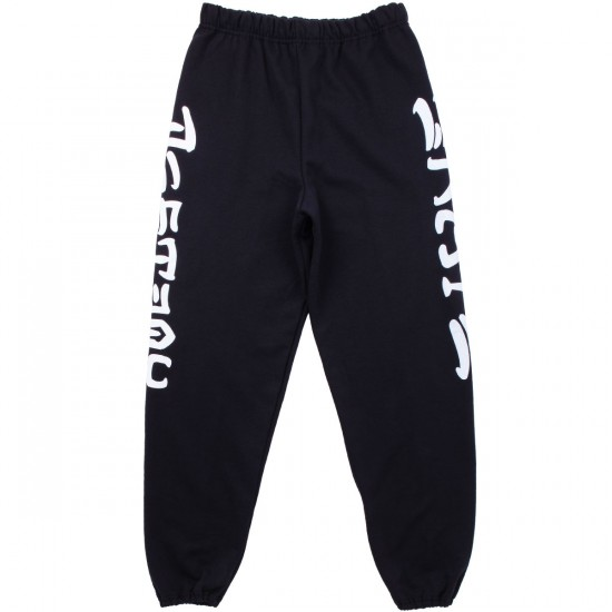 Thrasher Skate and Destroy Sweatpants - Black - SM