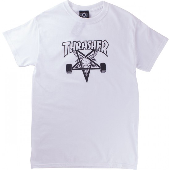 Thrasher Skate Goat T-Shirt - White